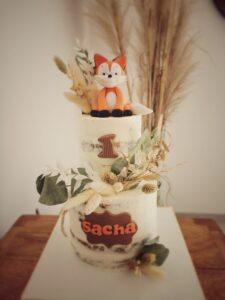 naked cake renard