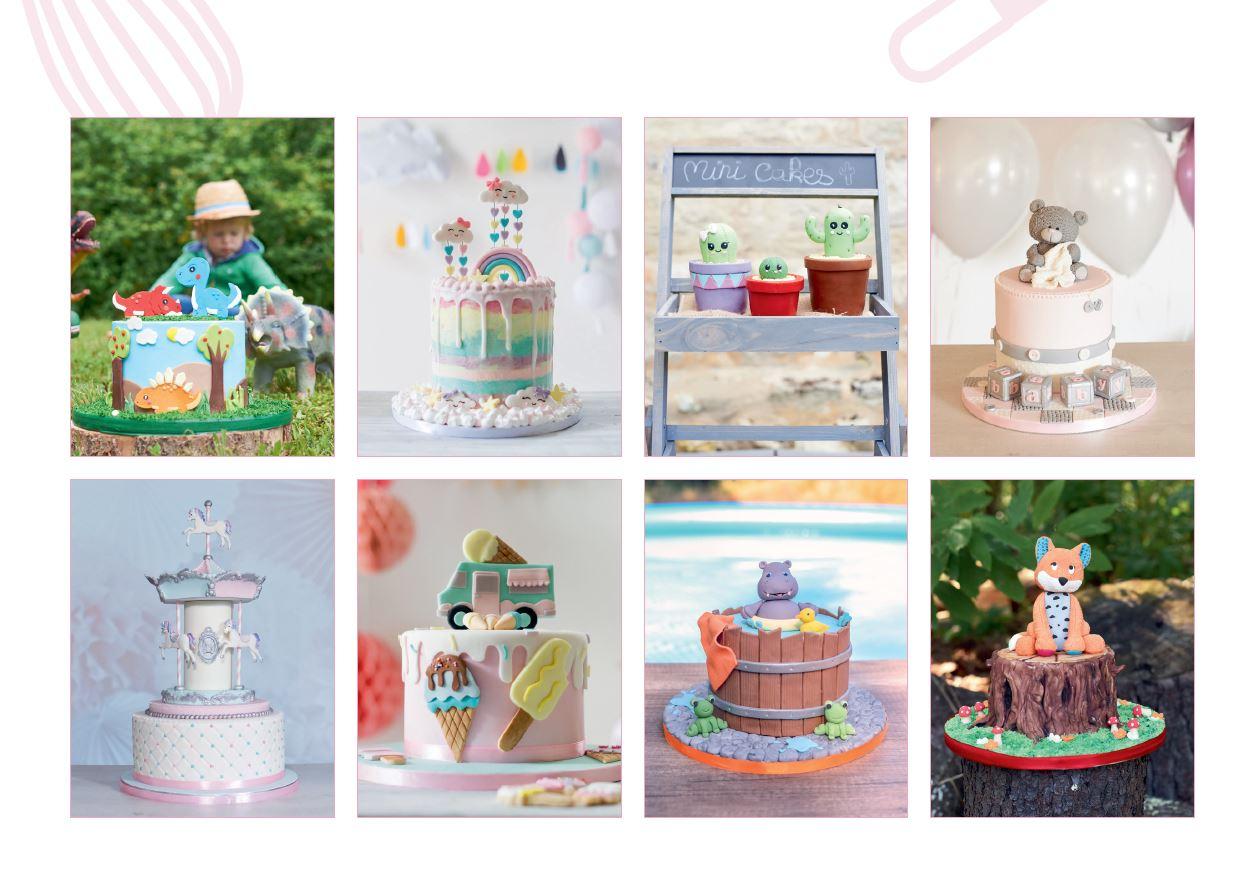 apprendre le cake design livre