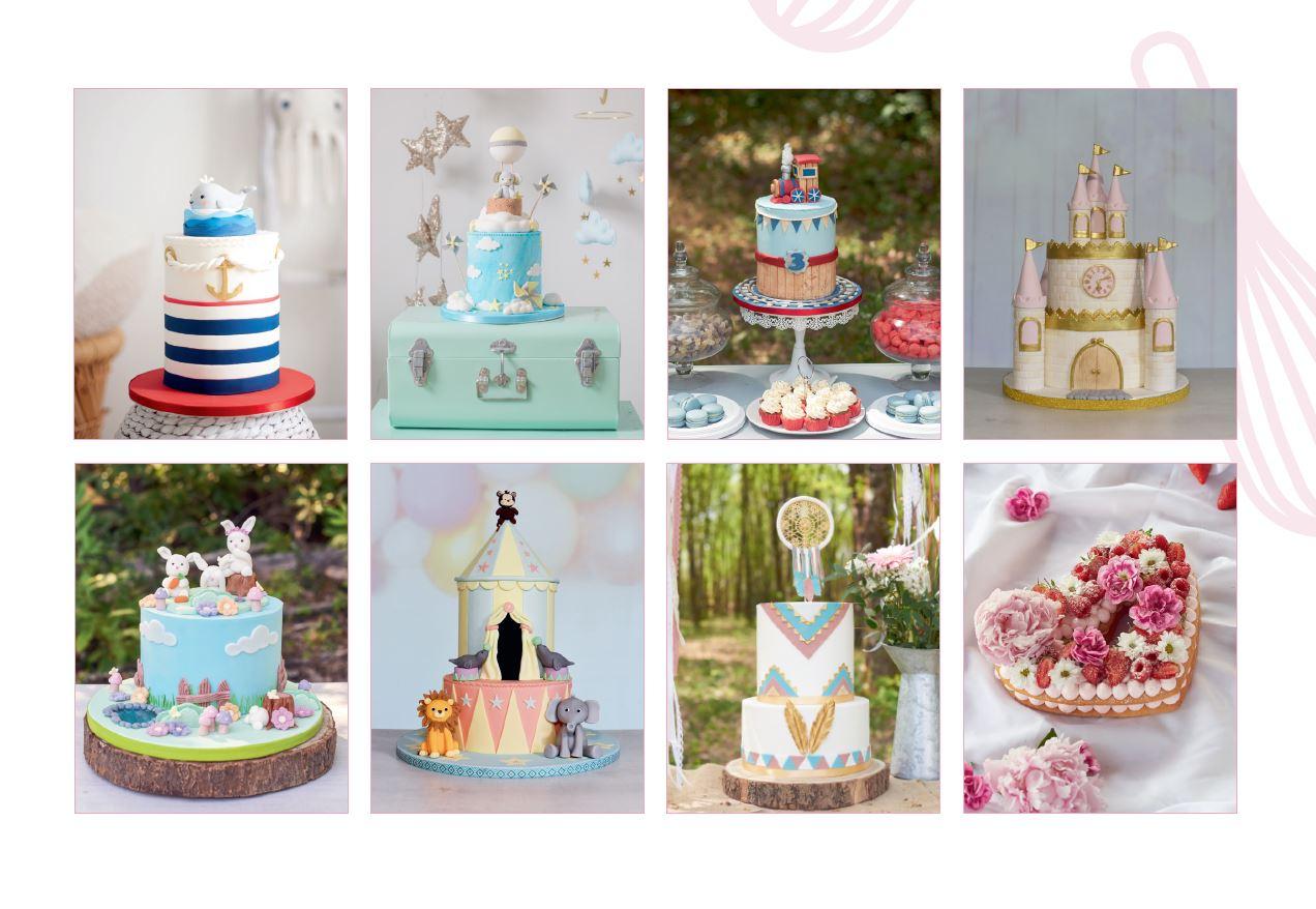 livre cake design little cake sisters