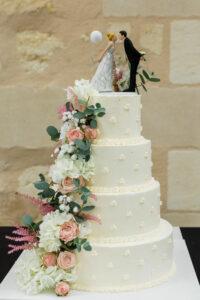 gâteau de mariage gironde